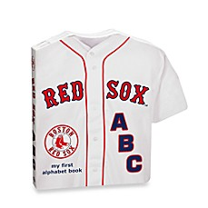 image of MLB Boston Red Sox ABC: My First Alphabet Board Book
