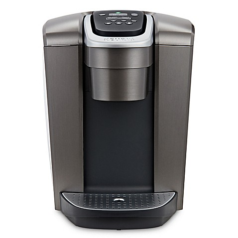 Keurig® K-Elite™ Single-Serve Coffee Maker in Brushed Slate