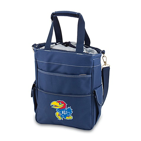 Picnic Time® Collegiate Activo Tote - University of Kansas (Blue)