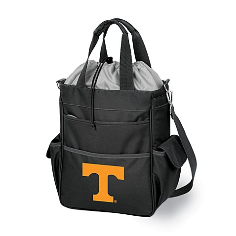 Picnic Time® University of Tennessee Collegiate Activo Tote in Black