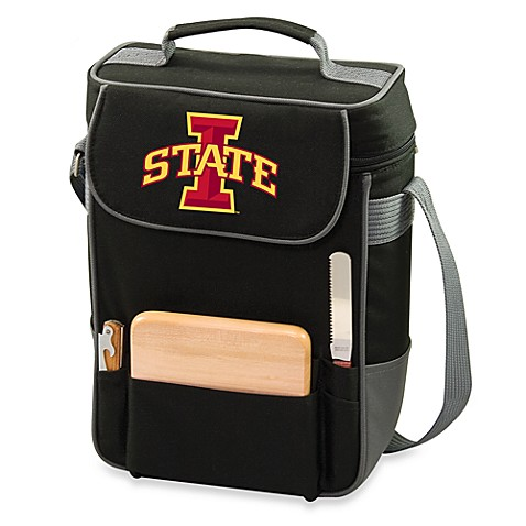 Picnic Time® Collegiate Duet Insulated Cooler Tote - Iowa State