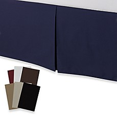 image of Smoothweave™ 18-Inch Tailored Bed Skirt