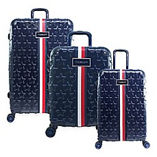 image of Tommy Hilfiger® Starlight Hardside Upright Spinner Luggage Collection