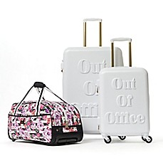 image of Macbeth Collection® by Margaret Josephs Out of Office Luggage Collection