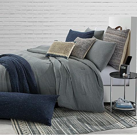 Jersey Knit Comforter Set Bed Bath Amp Beyond