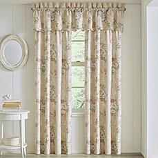 Piper Amp Wright Anna 84 Inch Rod Pocket Window Curtain Panel Pair