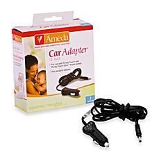 image of Ameda Purely Yours Breastpump Car Adapter