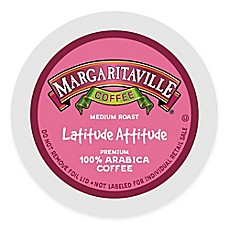 image of 36-Count Margaritaville® Latitude Attitude Coffee for Single Serve Coffee Makers