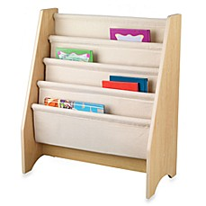 image of KidKraft® Natural Sling Bookcase
