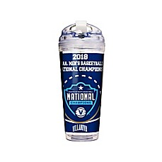 image of Villanova University 2018 NCAA National Champions 24 oz. Acrylic Tumbler with Lid