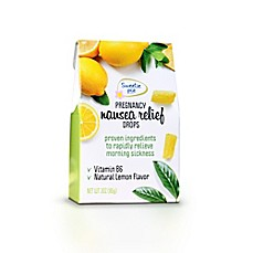 image of Sweetie Pie Organics 12-Count Lemon/Vitamin B6 Nausea Relief Pregnancy Drops