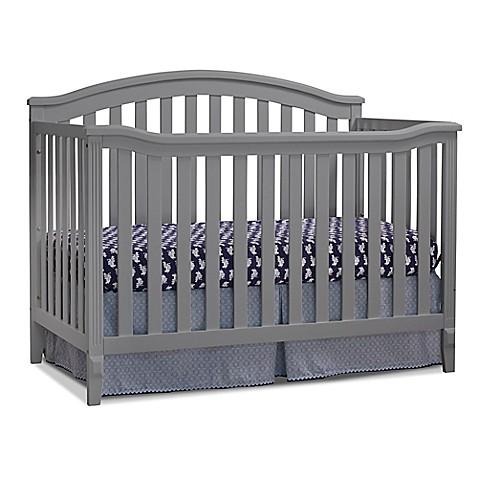 Sorelle Berkley 4 In 1 Convertible Crib In Grey Buybuy Baby