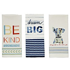 image of ED Ellen DeGeneres Kitchen Towel Collection