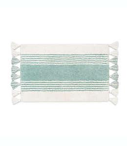 Tapete para baño de algodón UGG® Napa color gris agave
