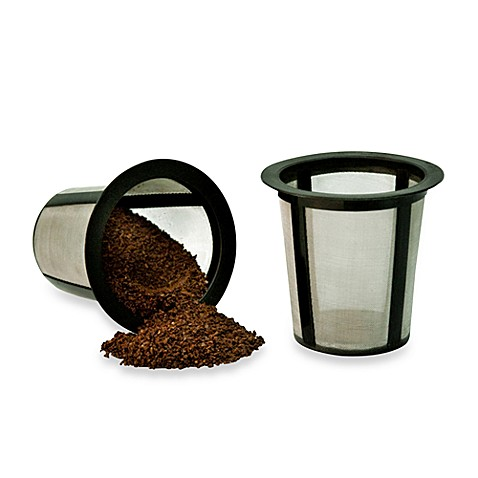 Buy Medelco Reusable Single Serve Coffee Filters (Set of 2 ...