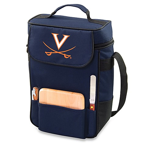 Picnic Time® Collegiate Duet Insulated Cooler Tote - University of Virginia
