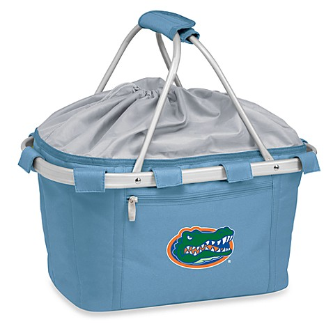 Picnic Time® University of Florida Collegiate Metro Basket in Sky Blue