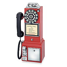 image of Crosley 1950's Classic Pay Phone