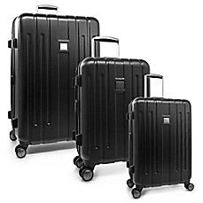 image of Calvin Klein Cortlandt 3.0 Expandable Hardside Spinner Suitcase Collection