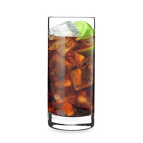 Luigi Bormioli Classico SON.hyx® Highball Glasses (Set of 4)