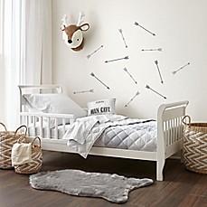 levtex baby little man 5 piece toddler bedding set in grey - Toddler Bedding