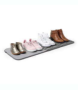 Tapete para zapatos Umbra® en gris carbón