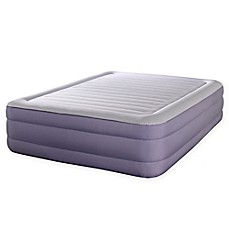 image of Simmons® Beautyrest® FusionAire™ Queen-Size Air Mattress with Built-In Pump