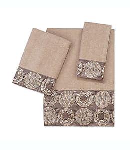 Toalla fingertip de algodón Avanti Galaxy® color lino