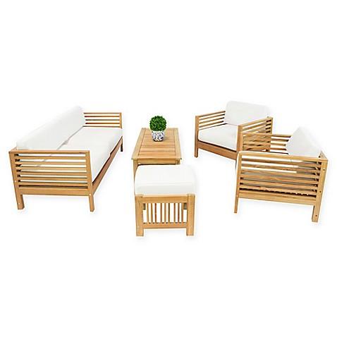 Hiteak Furniture Soho Outdoor Furniture Collection