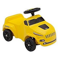 image of Jeep® Cherokee Ride-On Push Car