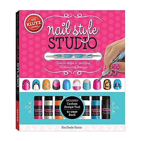 Klutz Nail Style Studio Kit Bed Bath Beyond