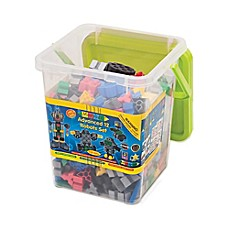 image of WABA Fun 465-Piece Morphun Advanced 12 Robots Construction Set