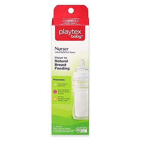 playtex nurser how to use