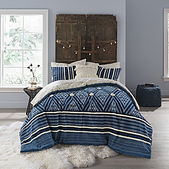 College dorm comforters twin xl bedding sets bed bath beyond image of anthology henley reversible comforter set gumiabroncs Gallery