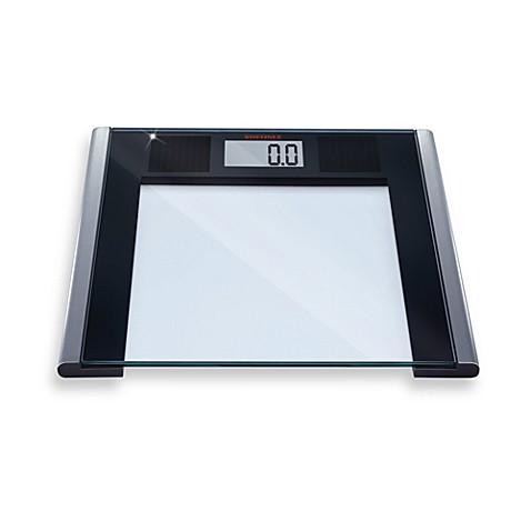 bathroom scales - regular, digital & glass - bedbathandbeyond