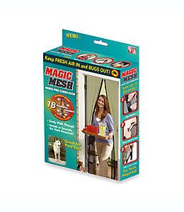 Puerta mosquitera Magic Mesh®, magnética