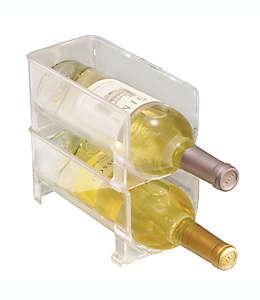 InterDesign®  Fridge Binz™  Organizador para botellas de vino