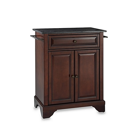 Buy Crosley Lafayette Black Granite Top Portable Kitchen