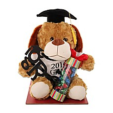 image of Alder Creek Graduation Dog with Candy Gift