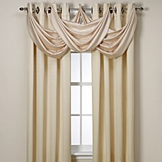 image of Insola® Odyssey Grommet Top Insulating Window Curtain Panel