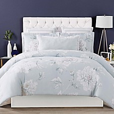 image of Christian Siriano Stem Floral Comforter Set