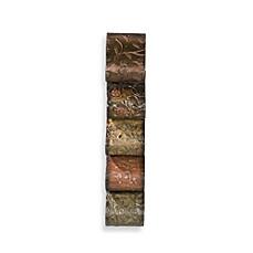 image of southern enterprises florenz wall mount wine rack sculpture