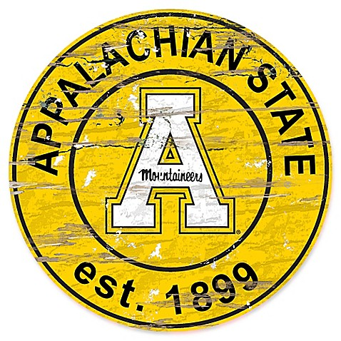 Appalachian State University Logo Design And Construction