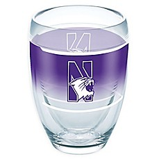 image of Tervis® Northwestern University Original 9 oz. Stemless Wine Glass