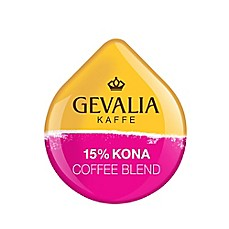image of Gevalia 80-Count 15% Kona Coffee T DISCs for Tassimo™ Beverage System