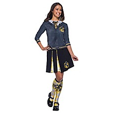image of Harry Potter Hufflepuff Adult's Halloween Costume