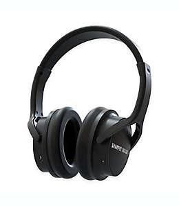 Audífonos inalámbricos para TV Sharper Image en negro