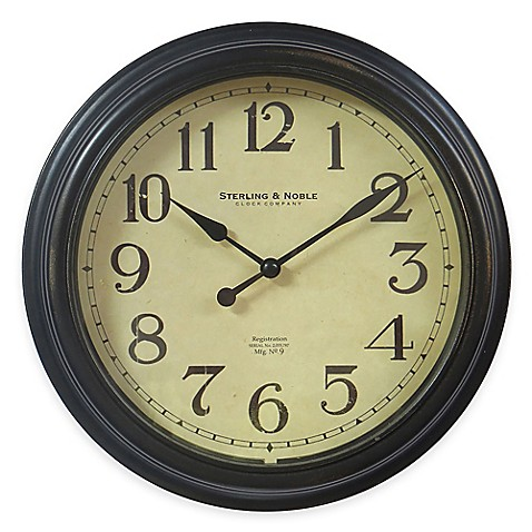 wall clocks  modern, decorative  antique wall clocks  bed bath, Home decor