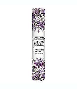 Desodorante en aerosol para baño Before-You-Go® Poo-Pourri® con aroma Lavender Vanilla, 10 mL