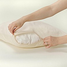 image of BedCare™ by National Allergy® Organic Cotton Allergy Pillow Protector